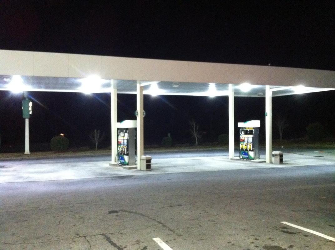Parking Garage Lighting Led For Lots