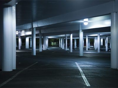 Why Parking Lots Are Switching to LED Lighting {INFOGRAPHIC}