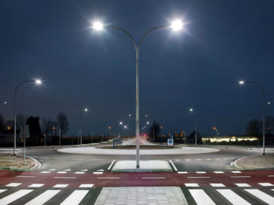 Save Energy with LED Lights for Streets and Roadways