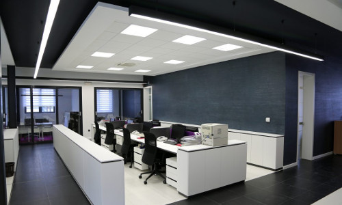 Led Office Lighting Light Fixtures For Es