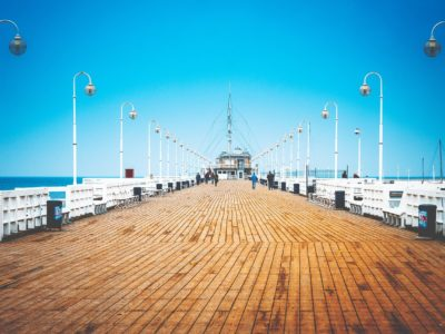 LED Lighting Solutions for Boardwalks