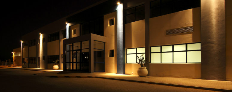 Commercial Exterior Lighting Solutions Hylite Led